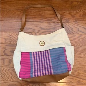 Tommy Hilfiger small tote hand bag